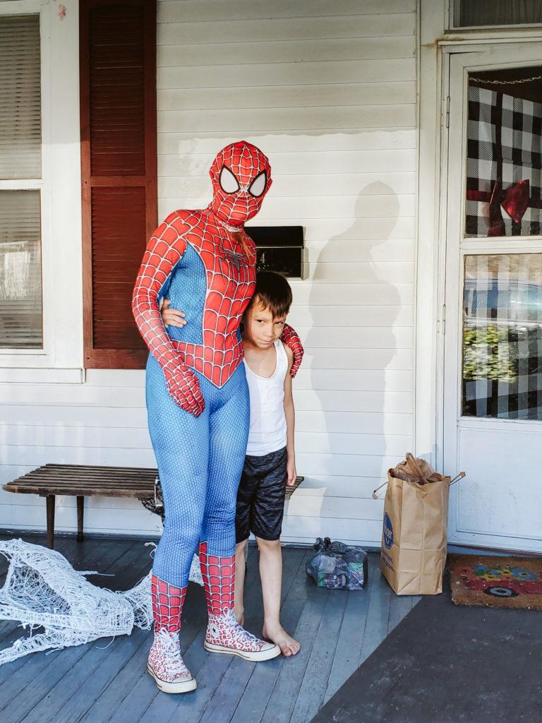 Spiderman Deliveries-14