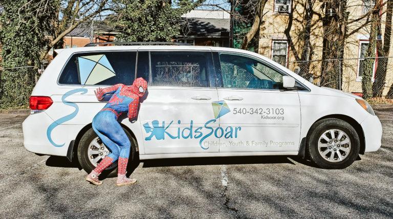 Spiderman Deliveries-7