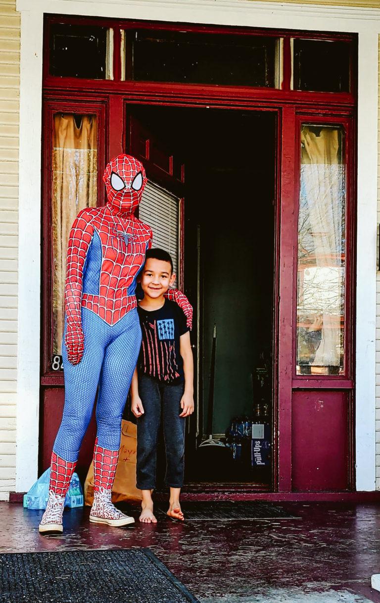 Spiderman Deliveries-9
