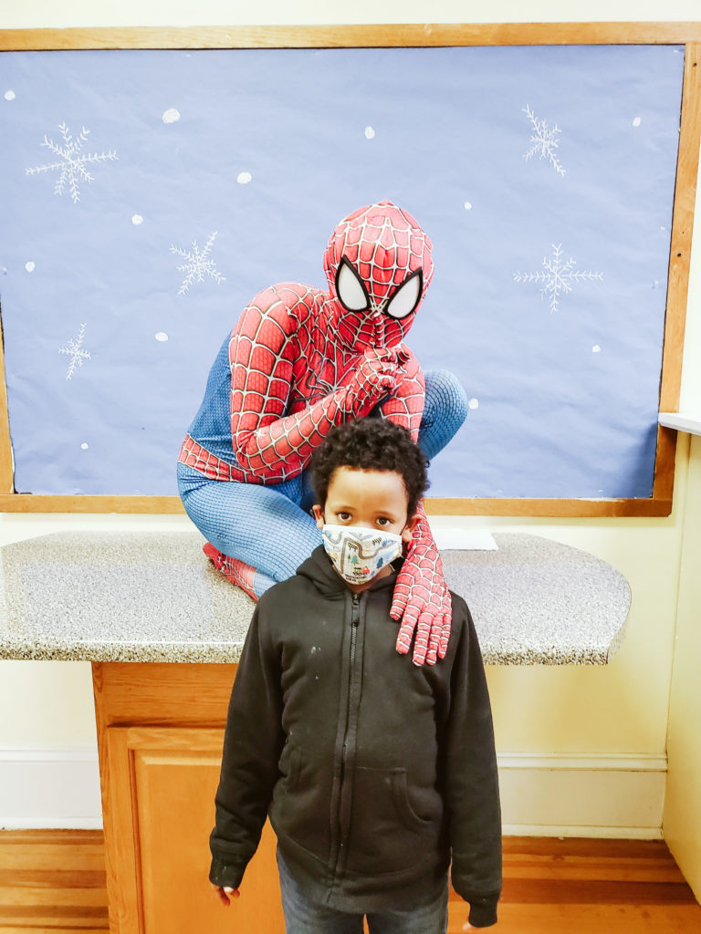 Spiderman Visits Mountain-21