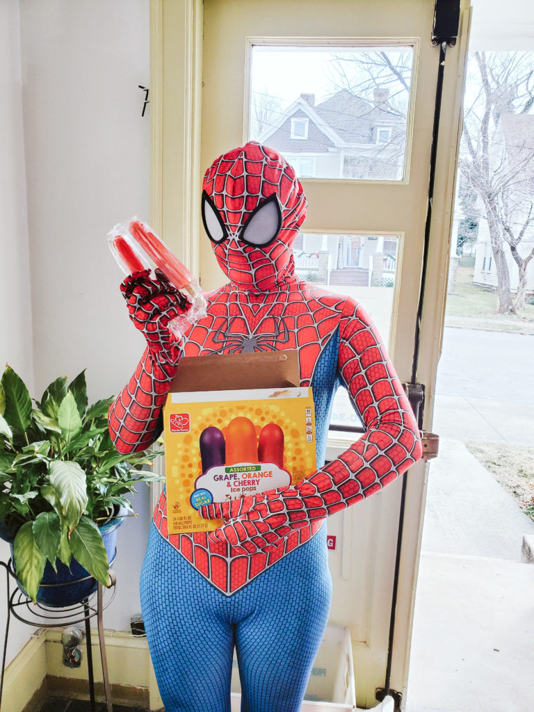 Spiderman Visits Mountain-32