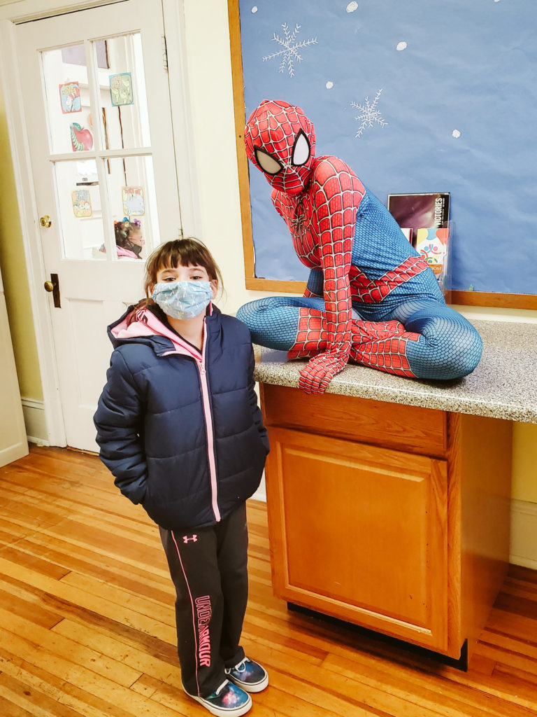 Spiderman Visits Mountain-4