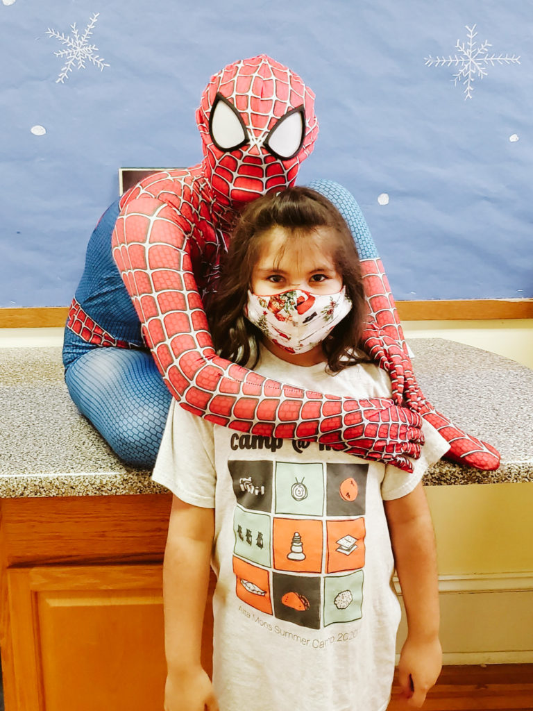 Spiderman Visits Mountain-7
