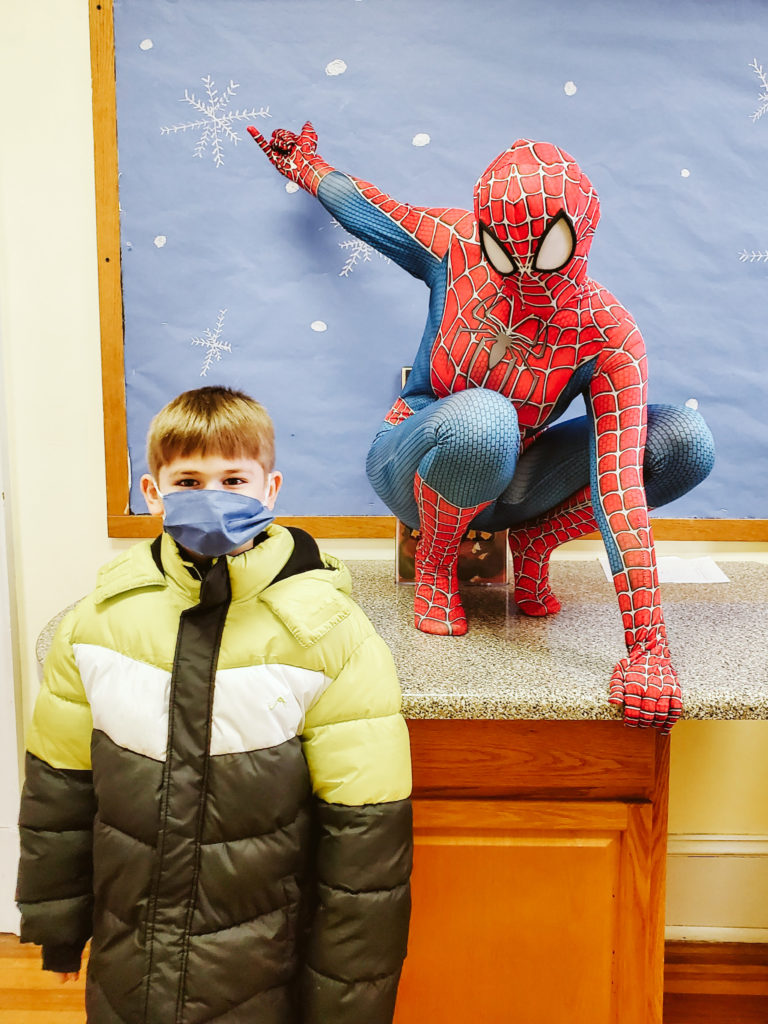 Spiderman Visits Mountain-8